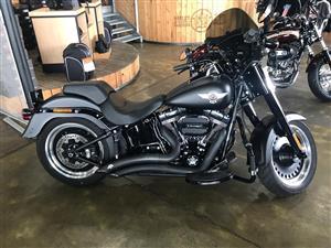 2016 Harley Davidson Fat Boy