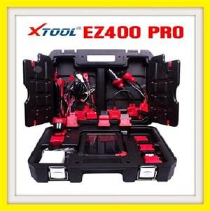XTOOL EZ400 PRO Auto Diagnostic Tool, Key programmer and mileage corrector