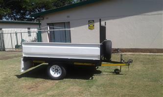 Industrial trailers