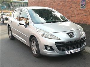 2012 Peugeot 207 1.4 Urban