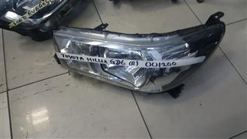 Toyota Hilux GD6 Right Headlight