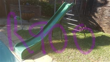 Kids slide for sale.
