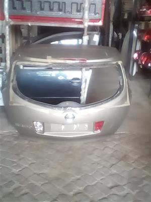 Nissan Murano Tailgate