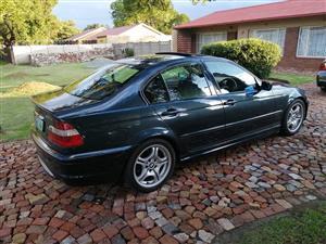 2004 BMW 3 Series 330d M Sport auto