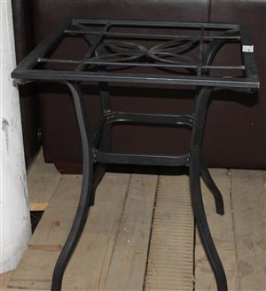 Steel garden table S032289B #Rosettenvillepawnshop