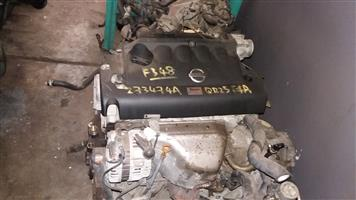 Nissan XTrail Engine  # QR25