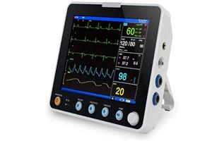 EML5 PATIENT MONITOR PART NO: RTM593