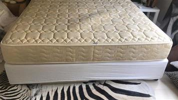 SImmons king size Gold Xl long