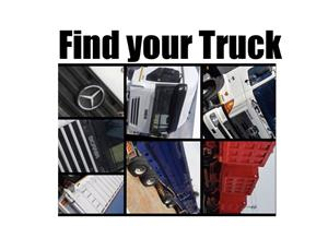 Find your truck