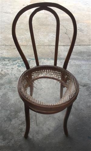 Bentwood kitchen chair