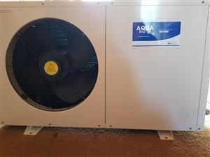 Jacuzzi and Pool Heat Pumps (Heat Exchangers)