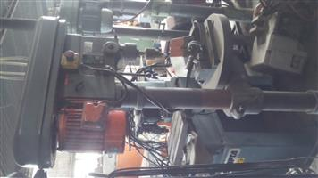Horizontal Drill Press with Vice for sale