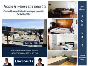 Large Three Bedroom Apartment In Belville !! 1
