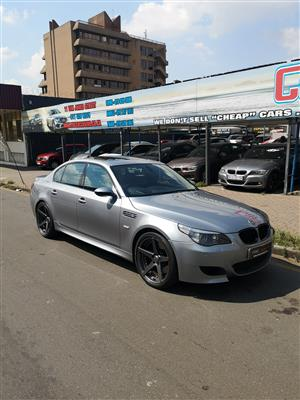 2007 BMW MSeries