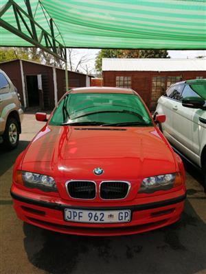 1999 BMW 3 Series sedan 320D A/T (G20)