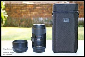 Sigma EX 105mm f/2.8 DG Macro OS HSM (Canon)
