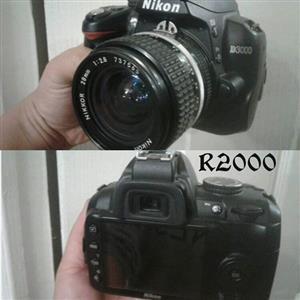 Nikon camera for sale