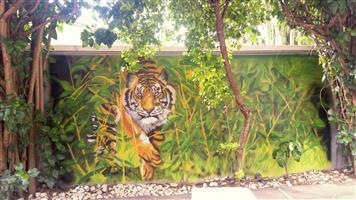 Mural Artist