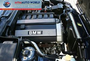 Complete Second hand used engines, BMW E46/E90 DOHC 16V, BMW N46,