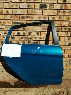 Ford Fiesta Mk3 Right Rear door  Contact for Price