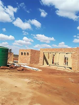 Special Large level stands in Pretoria North, Soshanguve