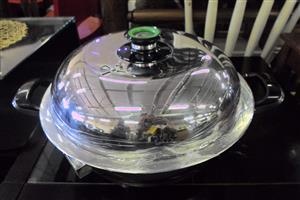 Electric AMC Frying Pan