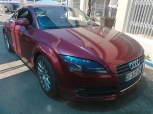 2008 Audi TT coupe 2.0TFSI