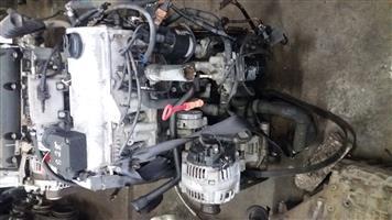 VW 2.0 8V Engine ( AGG / ADY )
