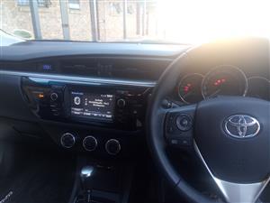 2014 Toyota Corolla 1.6 Advanced automatic