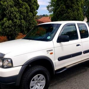 2004 Ford Ranger 2.2 SuperCab 4x4 XL
