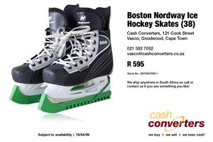 Boston Nordway Ice Hockey Skates (38)