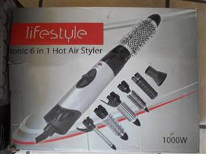 Lifestyle ionic air styler