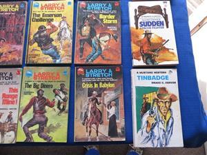 Paperback books forsale