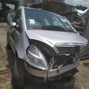 we stripping Mercedes A190 2003 for body parts machenical parts engine parts.