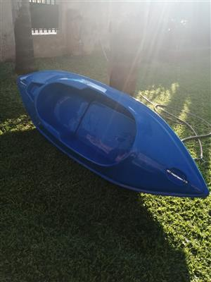 Canoe for sale or swop