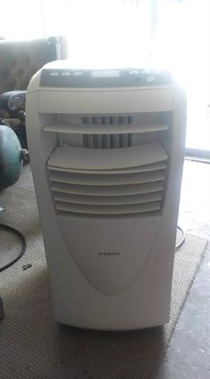 Elegence mobile air conditioner