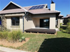 2 bed / 2 bath Villa in Security Estate for RENT - Modimolle!!!!
