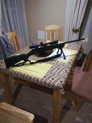 Rifle Howa M1500 Synthetic Bull Barrell