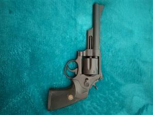 "S & W 357 Magnum 6"" Barrel"