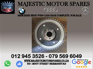 Mercedes benz w203 complete cam gear set for sale