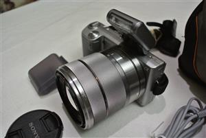 Sony NEX 5 DSLR Mirrorless camera