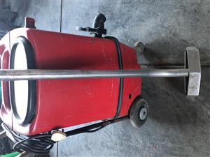 LD501 carpet cleaner