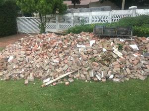 free second hand used bricks