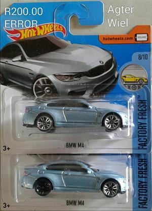 BMW M4 Hotwheels for sale