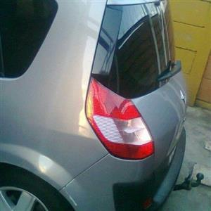 Renault scenic striping for spares