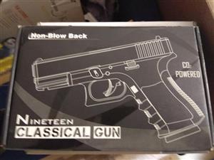 Nineteen classical gun