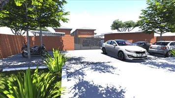 Brand new 2 Bedroom Apartment in Pretoria North
