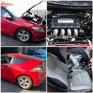 Honda C-RZ ️Stripping for spares️
