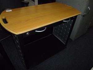 2 Drawer Credenza / Computer Stand