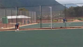 Tennis Courts Repairs Bethlehem ,0846941581